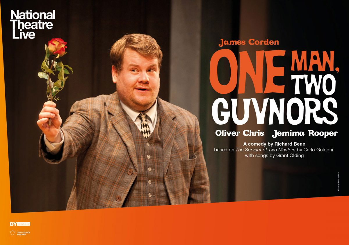 » One Man, Two Guvnors Hero