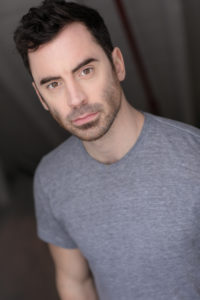 Nick Ferrucci headshot