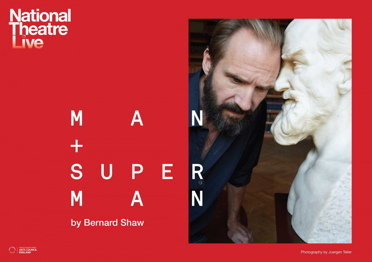 » Man and Superman Hero