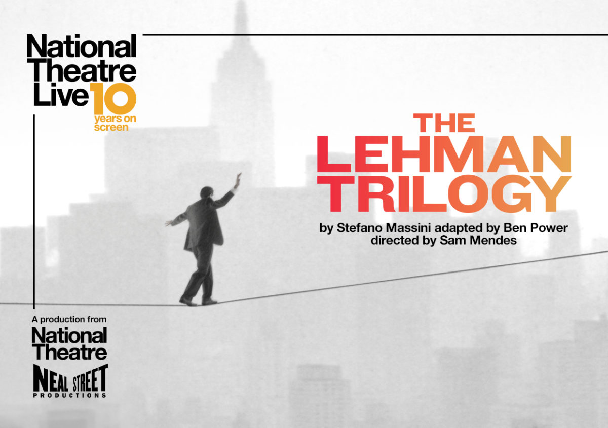 » The Lehman Trilogy Hero